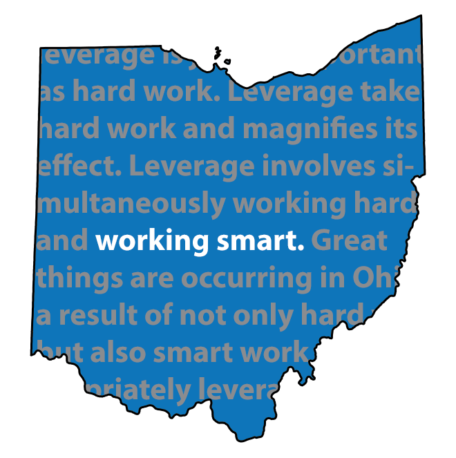 Ohio. Working smart.