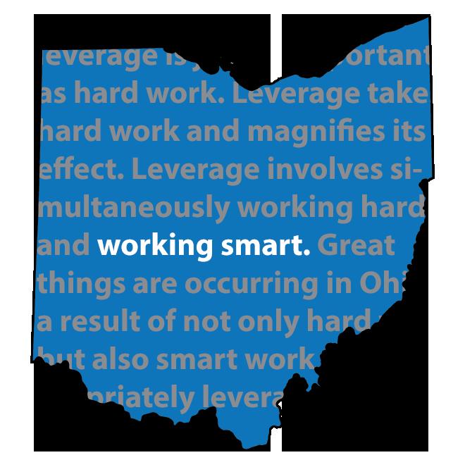 Ohio. Working smart.