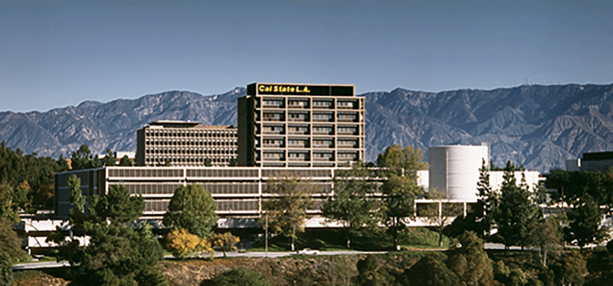 Picture of CSULA