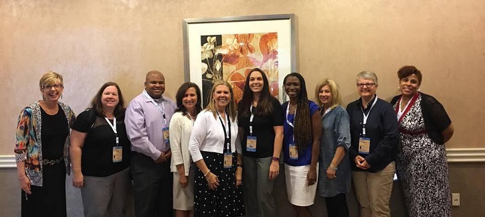 Georgia state leadership team